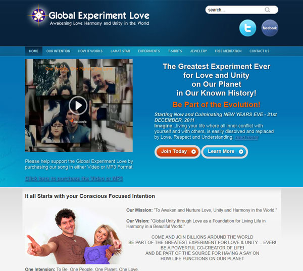 websites-Global-Experiment-Love